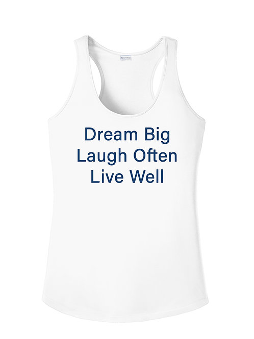 Ladies Tank Top - SDF Live Well