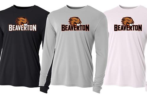 Men's/Youth L/S Dry Fit Shirt - Beaverton