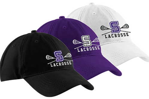 Unstructured Low Profile Hat - Sunset Lax