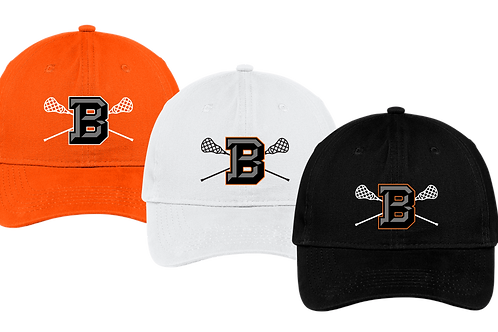 Unstructured Low Profile Hat - Beaverton Lacrosse