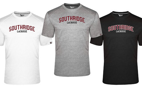 Men's Badger Fit Flex S/S Tee - Southridge Lacrosse