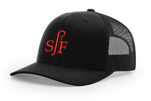 Trucker Mesh Hat - SJF