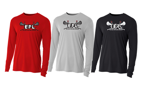 Youth/Men's L/S Dry Fit Shirt - EPL Lacrosse