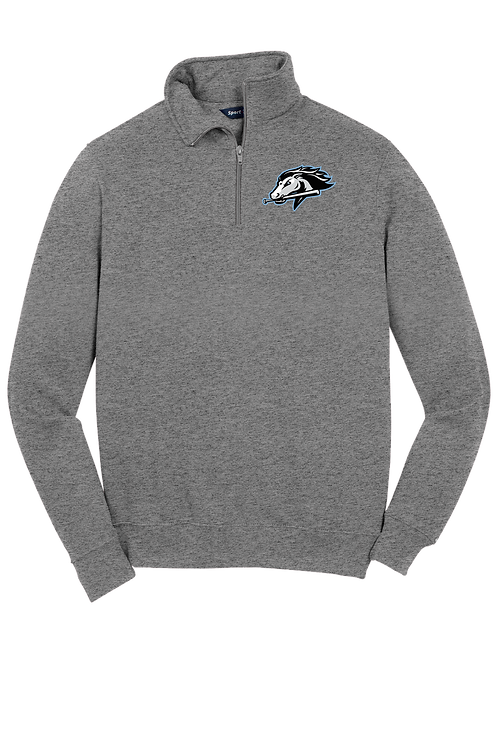 Men's 1/4-Zip Sweatshirt - Mavs Baseball