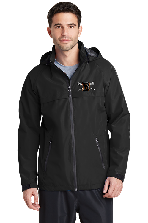 Men's Waterproof Rain Jacket - Beaverton LAX