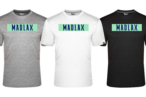 Men's Badger Fit Flex S/S Tee - Madlax Box Logo