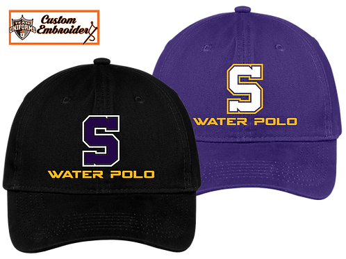 Unstructured Low Profile Hat - Sunset Water Polo