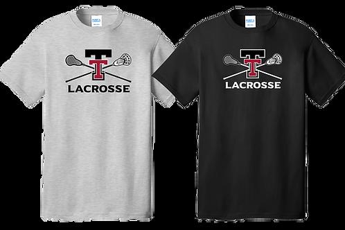 Men's/Youth 100% Cotton Tee - Tualatin Lacrosse