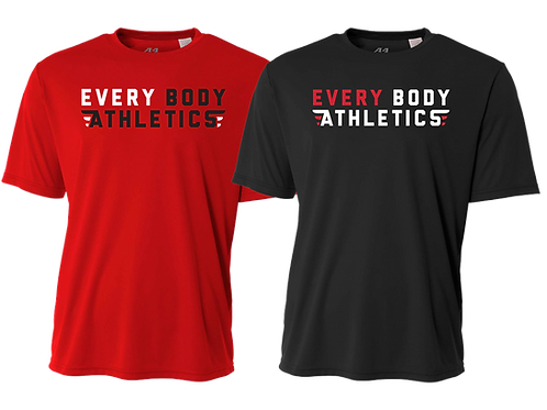 Men's/Youth Dry Fit Shirt - Every Body Athletics