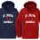 Thumbnail: Dry Fit Hoodie - St. Joes Cardinal Sport Logo