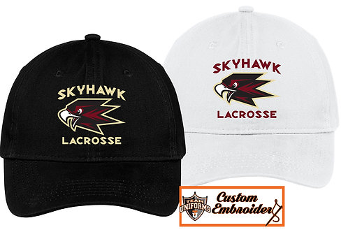Structured Hat - Skyhawk Lacrosse