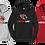 Thumbnail: Cotton Hoodie - Cardinal Lacrosse