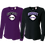 Thumbnail: Ladies L/S Dry Fit Shirt - Sunset Softball