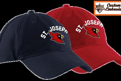 Unstructured Low Profile Hat - St. Joseph