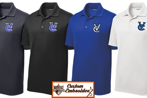 Men's Dry Fit Polo Shirt - VC