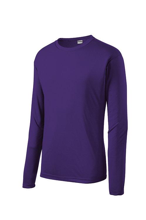 Ladies L/S Dry Fit Under Shirt - No Logo