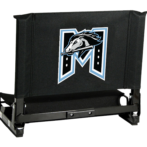 Stadium Chair - Mavs Circular Logo