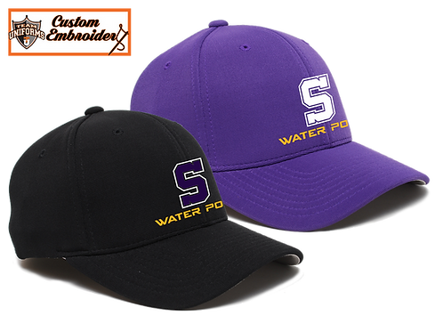 Structured Hat - Sunset Water Polo