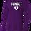 Thumbnail: Men's/Youth L/S Dry Fit Shirt - Sunset Baseball