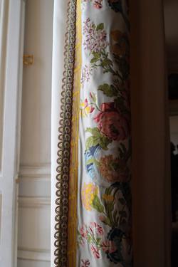 Floral Curtain - Petit Trianon