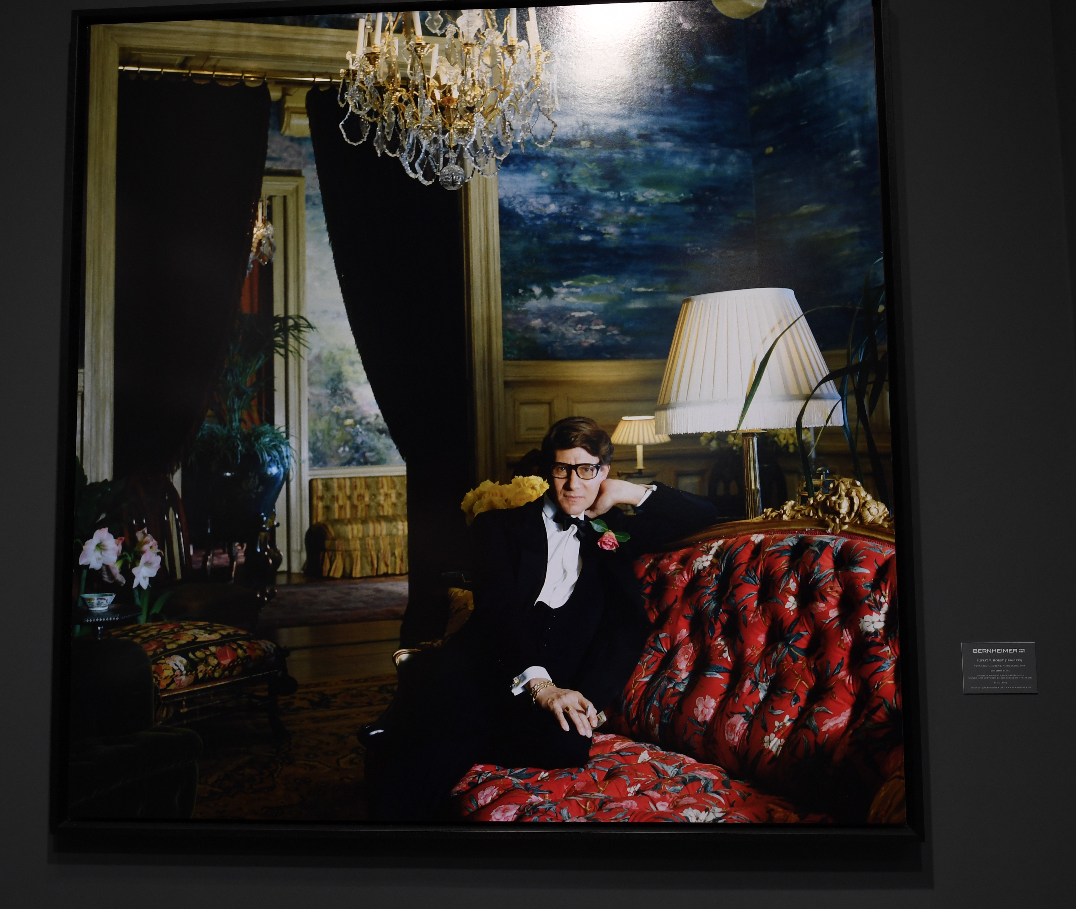 Yves Saint Laurent Portrait
