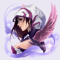 Magic Portrait Illustration