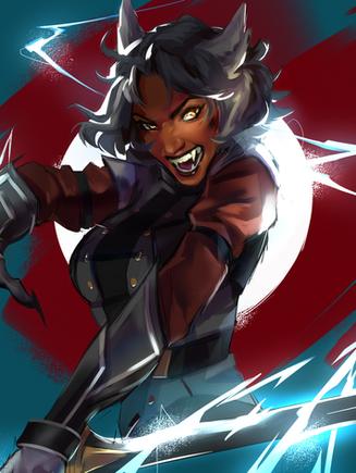 Werewolf D&D