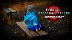 Poster: Missing Persons Awareness