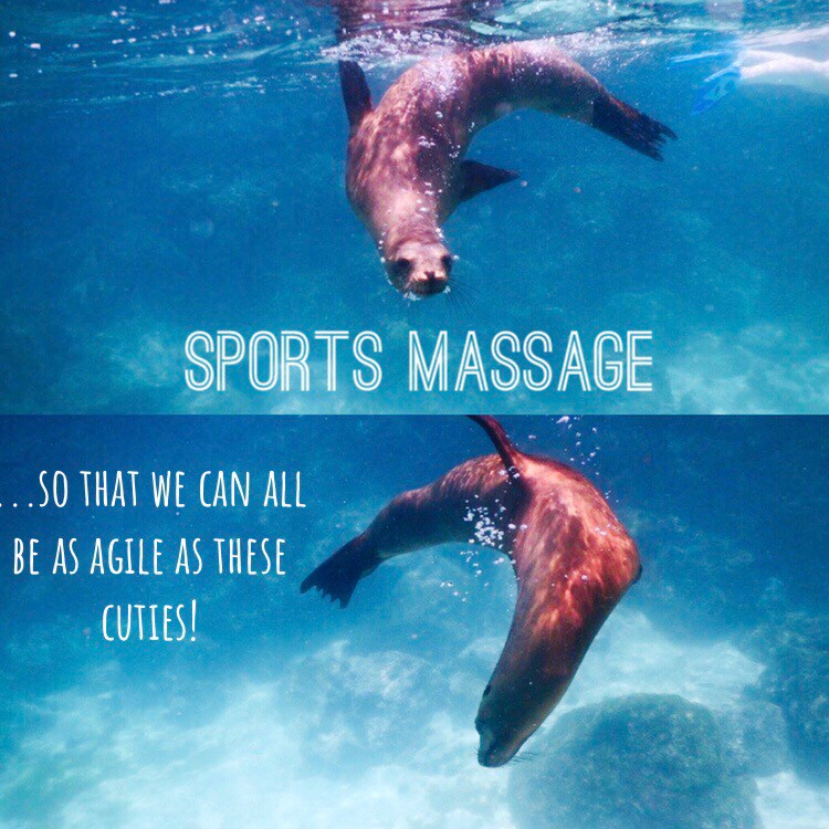 Sports Massage in Poole