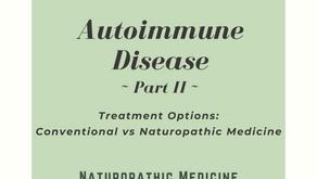 Autoimmune Disease: Part II