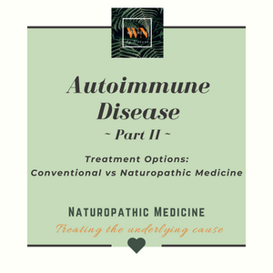 Conventional vs Naturopathic Medicine