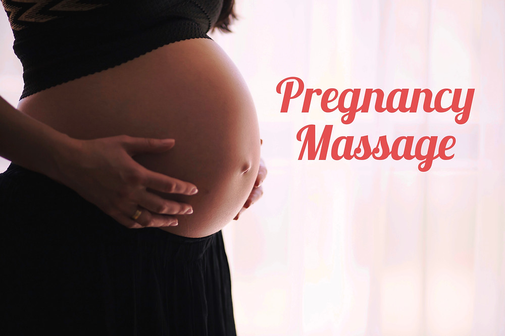 Pregnancy massages are on the increase!