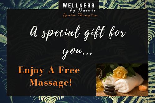 Gift Voucher - 90 Minutes Massage