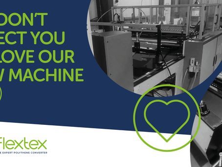 We don't expect you to love our new machine (yet)