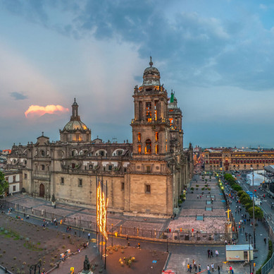 Mexico City On-demand Tour