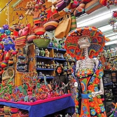 Where to buy Mexican Handicrafts