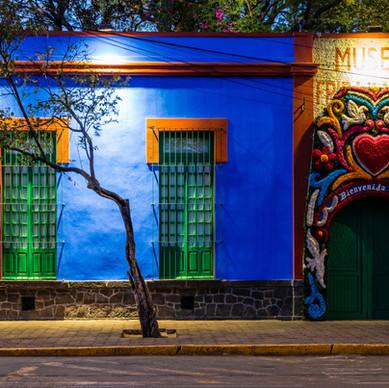Museo Frida Kahlo. Casa Azul