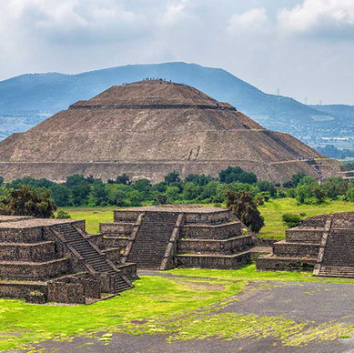 Pyramids of Teotihuacan and Guadalupe Shrine Tour