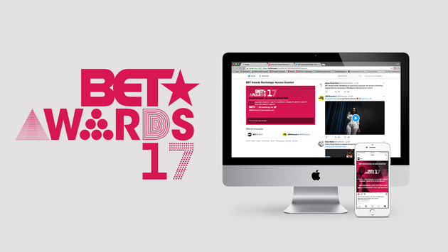 BET Awards Backstage Live Twitter Stream