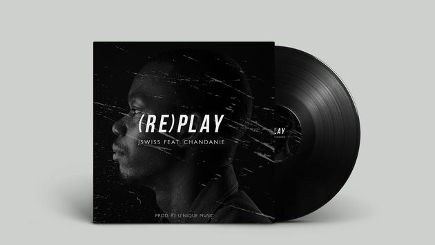 "JSwiss ""REPLAY"" Album Cover"