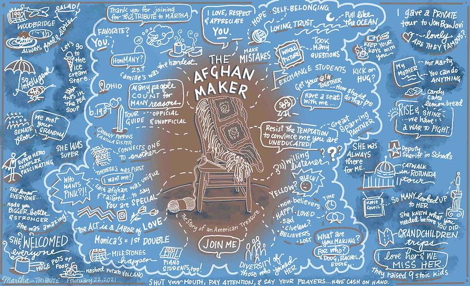The Afgan Maker Memorial Visual by Sherr