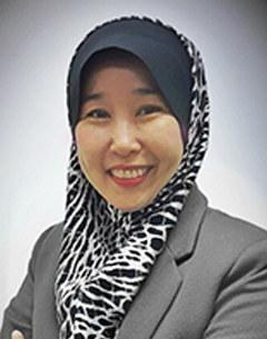 Ms Sarimah Talib
