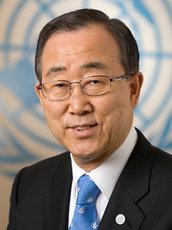 Mr Ban Ki-moon