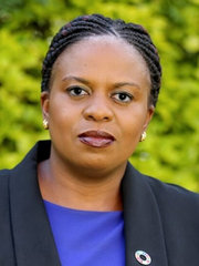 Ms Sanda Ojiambo