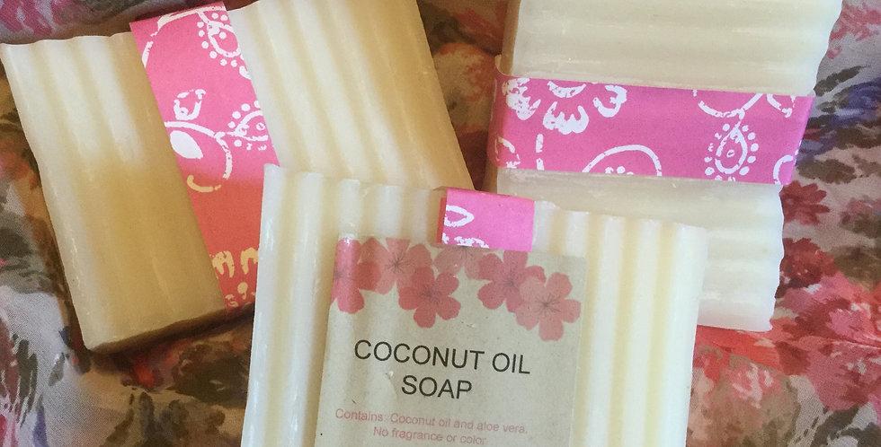 Coconut Oil Bar