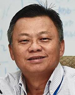 Mr Lim Soon Hin