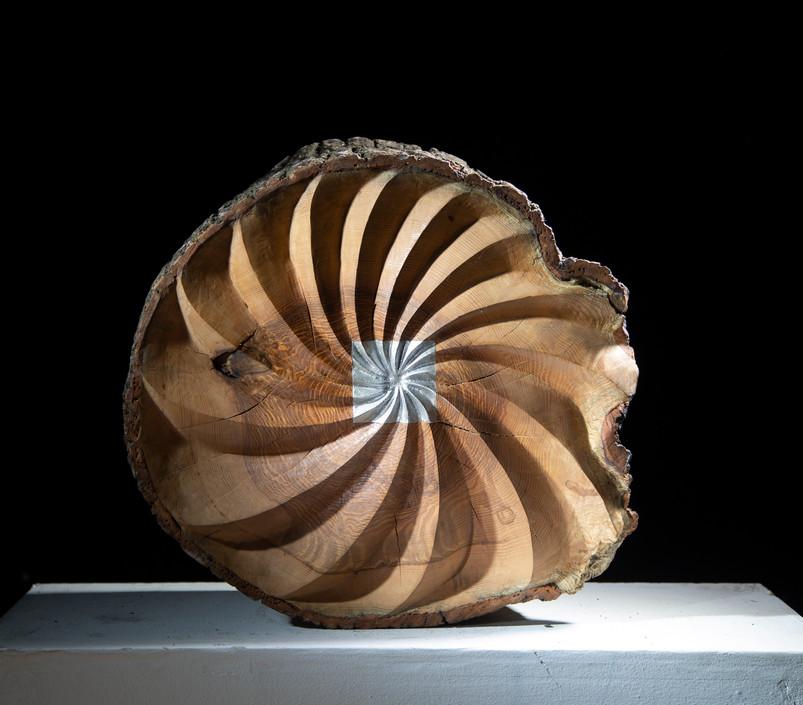 Iron aluminum spiral