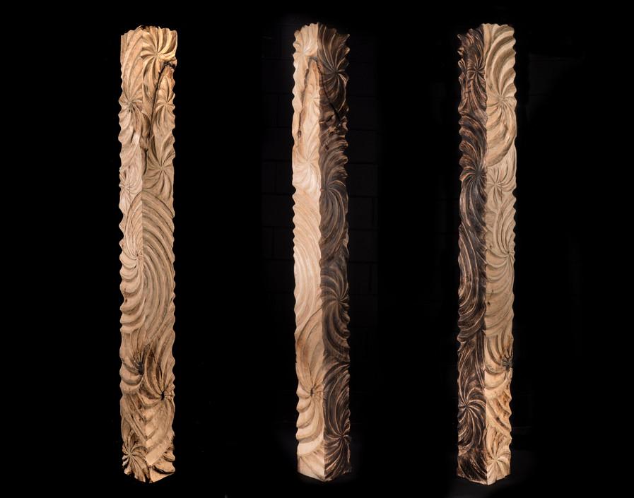 Beech pillar