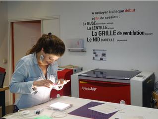 Article _ Fac Lab de Gennevilliers, Le Monde