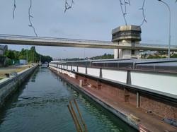 Le bâteau @Seine 2019